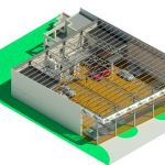 Auto Investments Rev 0 - Rendering - Three Dimensional View NW