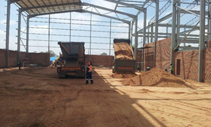 Dachser-Logistics-New-Warehouse-Structure-Kempton-Park-Johannesburg