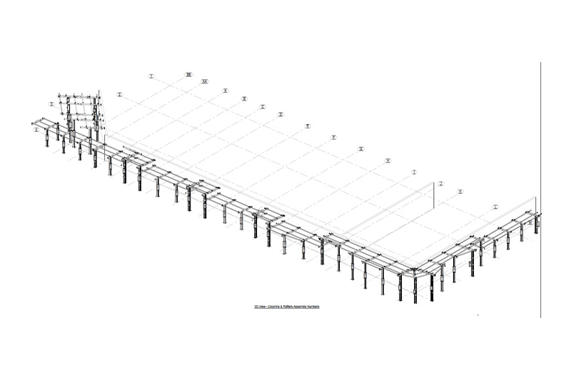 Marley-Structural-Steel-Walkways-For-Superior-Structures-Construction,-Gauteng