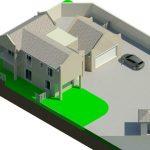 Duncanville Development Terrein - Rendering - 3D View Erf 18
