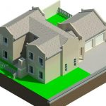 Duncanville Development Terrein - Rendering - 3D View Erf 19