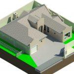 Duncanville Development Terrein - Rendering - 3D View Erf 21