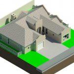 Duncanville Development Terrein - Rendering - 3D View Erf 23