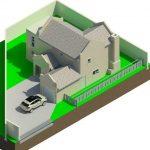 Duncanville Development Terrein - Rendering - 3D View Erf 25