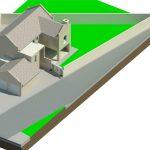 Duncanville Development Terrein - Rendering - 3D View Erf 26