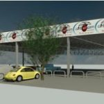 Carz dot Com Rev 1 - Rendering - Three Dimensional Perspective View 4