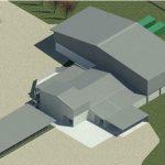 Harry's Butchery New - Rendering - Three Dimensional View NE