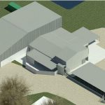 Harry's Butchery New - Rendering - Three Dimensional View SE