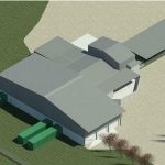 Harry's Butchery New - Rendering - Three Dimensional View SW
