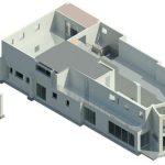 Herbst House - Rendering - Three Dimensional First Floor
