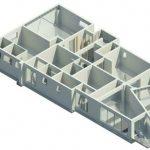 Herbst House - Rendering - Three Dimensional Ground Floor